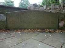THE DRILL HALL STONE