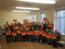 Barlick Labour Party Meeting