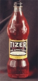 Tizer bottle