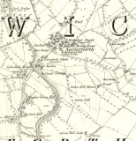 Salterforth area1853 OS