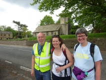 A walk for Audrey - On the last leg