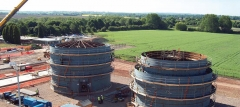 Whessoe oil tanks