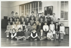 Gisburn Road Primary School 1965