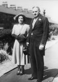 Stephen Pickles and wife Ann 1949