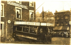 HartleyTramSmashMarketPlaceDewsburyOct12th1915 Dewsbury 1A