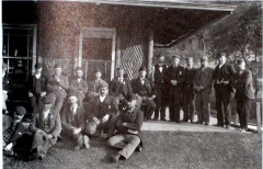 Todmorden Cricket Club c.1880