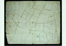 Wainman field map c1780